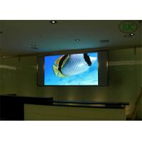 China IP30 thinner LED TV display panels / p5 indoor led display With Remote control wholesale