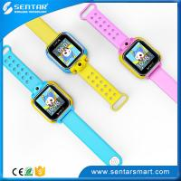 China China OEM high quality tracking kids V83 3G gps smart watch with 200m camera pedometer wholesale