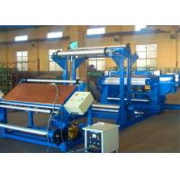 China High Speed Wire Mesh Fencing Machine  , Wire Mesh Making Machine  For Making Flood Control Barrier wholesale