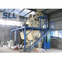 China Self Leveling Mortar Mixing Equipment With Packaging Machine Easy Operate wholesale