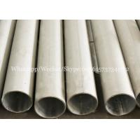 Buy cheap SS304 316 Stainless steel welded pipe seamless steel tubes/Silver/bright/polish tube for Furniture tubes decorati from wholesalers