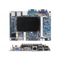 "China Atom N2600 CPU 3.5"" Embedded mainboard For Industrial PC support 24bit Dual Channel LVDS wholesale"