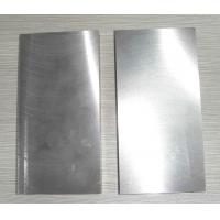 China Heat Exchanger Gr5 Titanium Alloy Plate With ASTM F4911 Standard wholesale