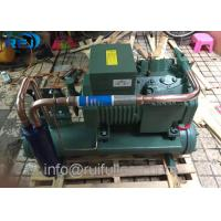 China Bitzer 4EES-4Y Refrigeration Water Cooled Condensing Unit With R404 wholesale