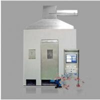 China UL 1685 Flammability Testing Equipment , Flame Test Chamber For Wire Cable / Optical Cable on sale