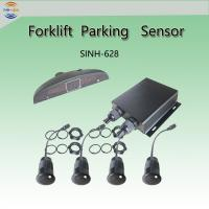 China LED Screen Truck Blind Spot Sensor Trailer Parking Sensor System on sale