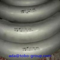 Quality ASTM A403 WP304L Butt Weld Fittings 90 Degree Stainless Steel Elbow for sale