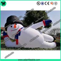 China Inflatable Snowman,Christmas Event Advertising,Giant Inflatable Snowman wholesale