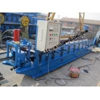 China 15Kw Carbon Steel C Purlin Roll Forming Machine , Full Automatic C Z Purlin Production Line wholesale