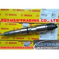 China Bosch common rail injector 0445120078 for XICHAI 1112010-630 wholesale