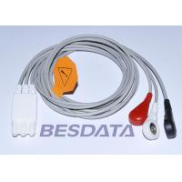 China M1673A Compatible ECG Cables And Leadwires For Philips M1668A ECG Trunk Cable wholesale