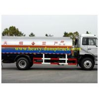 China OEM ISO / BV Oil tank truck 4X2 10CBM  with Euro III and  warranty wholesale