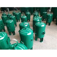 China Long Lasting Vertical Air Compressor Tank , 50L 145psi Compressed Air Accumulator Tank wholesale