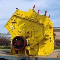 Quality [Photo] Mineral impact crusher for sale