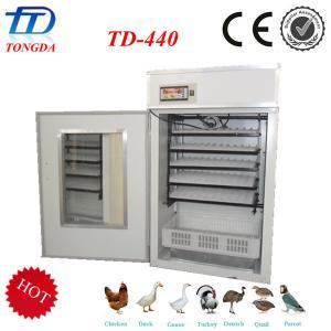 China Full automatic  incubator  for 440eggs wholesale