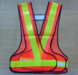 China EN471, ANSI, SGS, Class 2, warning vest,blue/black safety vest wholesale