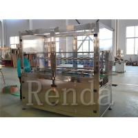 China Non - Carbonated Drinks Water  Automatic Filling Line for 5L 10L PET Liquid Filling Machines wholesale