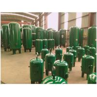 Quality 2000 Liter 13 Bar Carbon Steel Oxygen Storage Tank For Air System Custom Pressure for sale