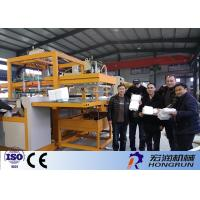 China PLC Control Disposable Food Containers Machine Equipment With Large Forming Area wholesale