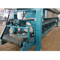 China Automatic Control Plate Filter Press For Sludge Dewatering / Solid Liquid Separation wholesale
