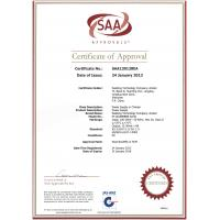 RAYTOP POWER SHARE LIMITED Certifications