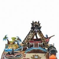 China 3D Puzzle with Corsair wholesale