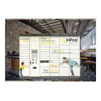 """Buy cheap 15"""" inch Touch Screen Electronic Laundry Drop Lockers with Online SMS Function from wholesalers"""