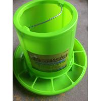 China Chicken feeders and drinkers suppliers 6kg plastic chicken feeders wholesale