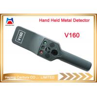 China Portable body scanner hand held metal detector V160 on sale