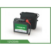 China 12V 20Ah Golf Cart Batteries / Golf Buggy Battery 2 Years Warranty wholesale