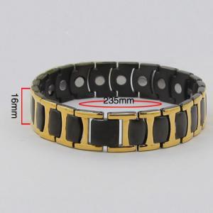China Top Designer Cool 316 Steel Chain Link Bio Bracelets for Mens,cicret bracelet,bio magnetic bracelet wholesale