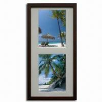 China Wooden Photo Frame, Available in Various Sizes and Colors wholesale