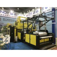 China Vinot 2018 Double screw extruder Good Quality Stretch Film Machine With Width 1000mm & LLDPE Material Model No.SLW-1000 wholesale