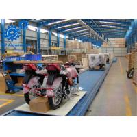 China 220V / 380V Automated Assembly Lines , Electric Bicycle Assembly Line Equipment wholesale