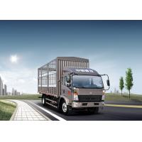 China HOWO 4*2 116HP Light Duty Commercial Trucks 12 Tons Load ISUZE Like wholesale