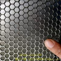 China powder coating stainless steel 304 316 perforated hole panels wholesale