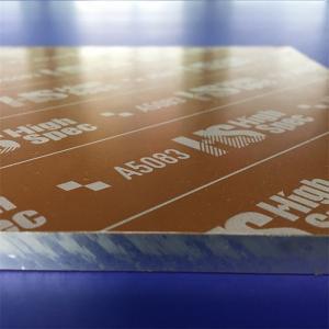 China Cast 5083 Aluminum Plate High Precision Flatness Aluminum Sheet wholesale