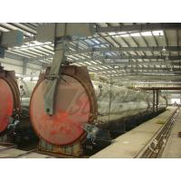 China Large Steam AAC Autoclave System Horizontal 1.5mpa For Fly Ash Brick wholesale