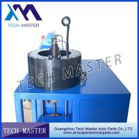 China Touch Screen Hydraulic Hose Crimping Machine For Air Spring 220kg-250kg wholesale