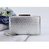 Buy cheap Leather Evening Clutches Handbag Bridal Purse Party Bags For Prom Cocktail from wholesalers