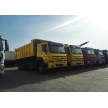 Buy cheap Commercial Dump Trucks / Heavy Duty Garden Cart Tipper Dump Truck One Year Warranty from wholesalers