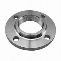 China Threaded Flange, Easy-to-seal Pipe Line  on sale