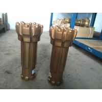 China RC DTH Hammers And Bits , High Strength Drill Bits For Water Well Drilling wholesale