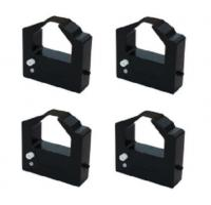 China Compatible Nylon Ribbon for Honneywell Bull 4 54 DEC LA 324 424 Nylon 25mm Black wholesale