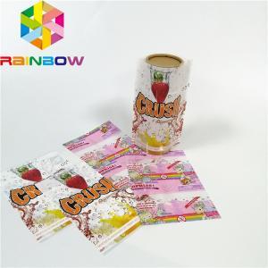 China Custom Printing Shrink Sleeve Labels Plastic PET/PVC Material Glossy Lamination Surface wholesale