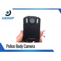 China Night Vision Police Body Cameras with 2 Inch LCD Screen For Law Enforcement on sale