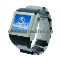 China Real Quad-Band Stainless Steel Waterproof Watch Mobile Phone (AW-600) wholesale
