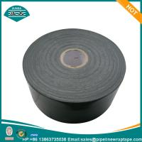 China 6''  Wide Oil Pipe Coating Tape Pipeline Corrosion Protection Tape For Gas Pipe 25 Mils wholesale