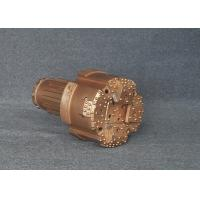 China Water Well Projcet DTH Drill Bits, Concentric Overburden DTH Hammer Bits With Blocks wholesale