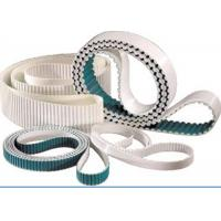 China Welded Ended Anti Hydrolyze PU Polyurethane Timing Conveyor Belts / Polyurethane Timing Belt on sale